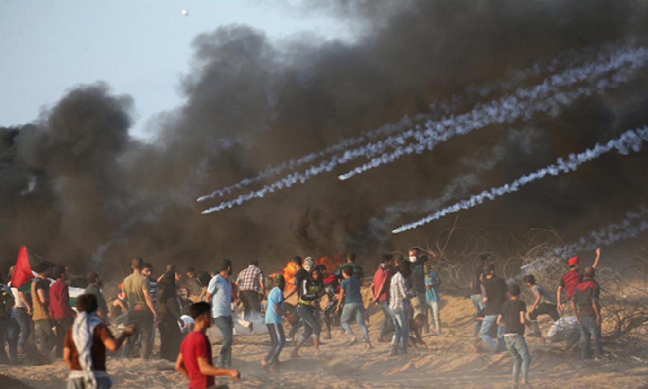 Dai Gaza lai chim trong bien lua, hang tram nguoi thuong vong