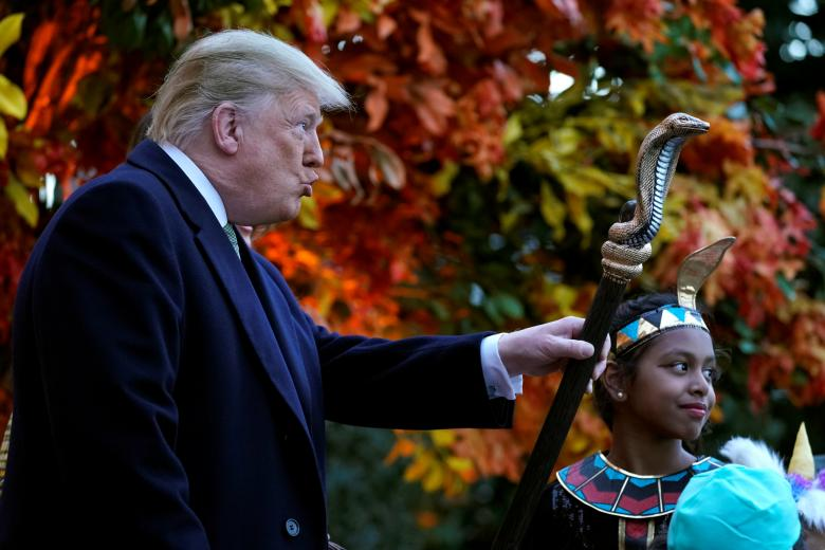 Ma mi le hoi Halloween cua ong Trump tai Nha Trang-Hinh-11