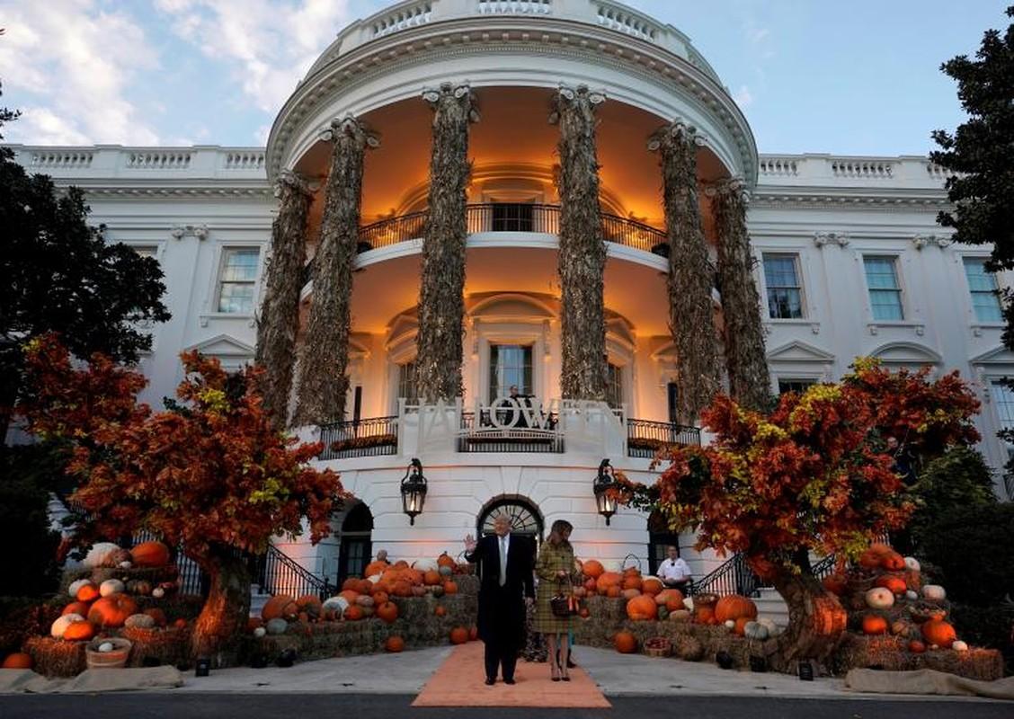 Ma mi le hoi Halloween cua ong Trump tai Nha Trang-Hinh-5