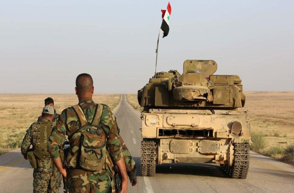 Chien su Tay Bac Syria nong ray, quan chinh phu ton that nang