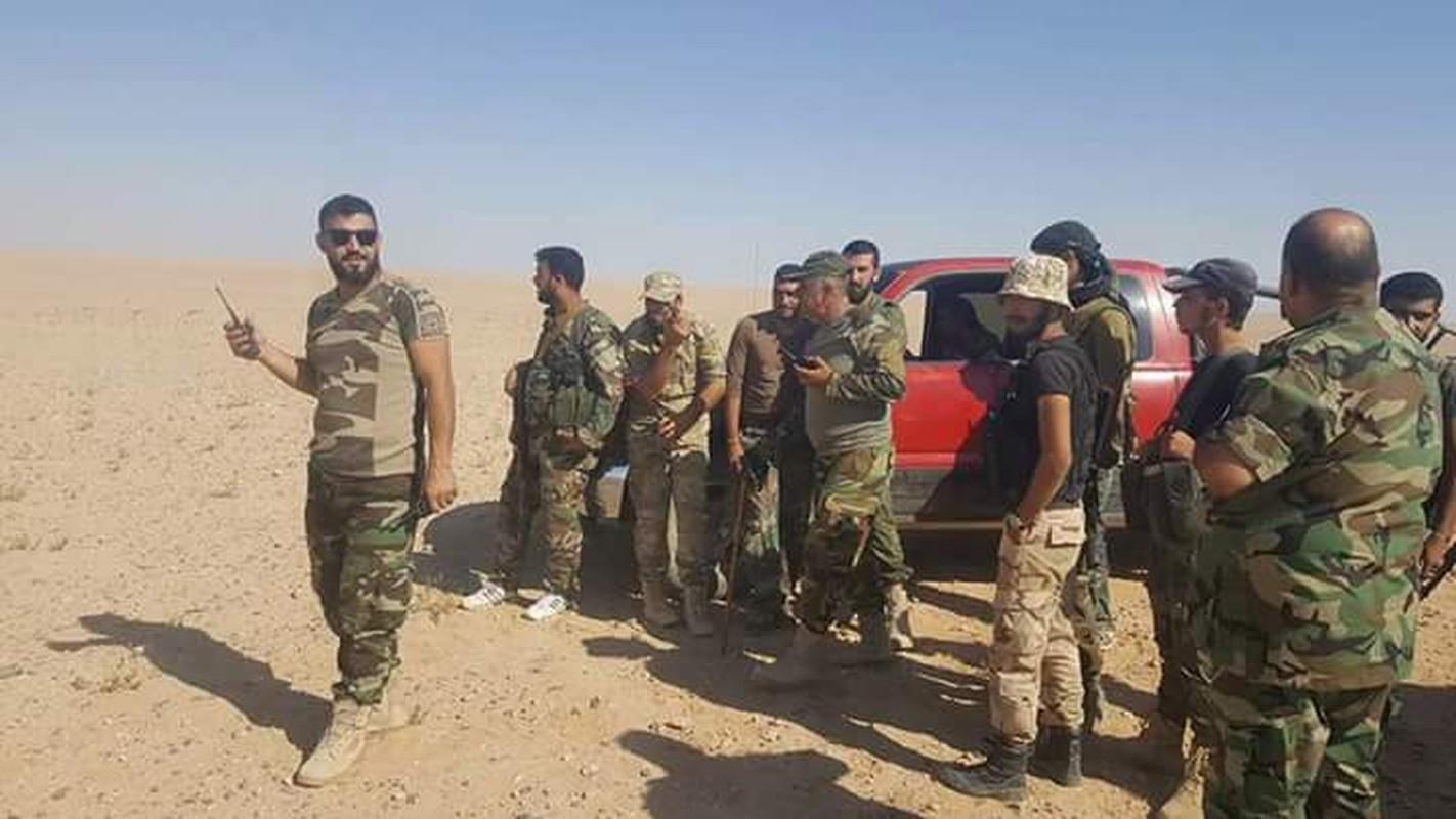 Khung bo phan cong, Syria ton that nang o chien truong Tay Bac-Hinh-4