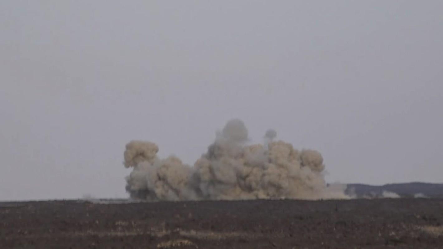 Khung bo phan cong, Syria ton that nang o chien truong Tay Bac-Hinh-6