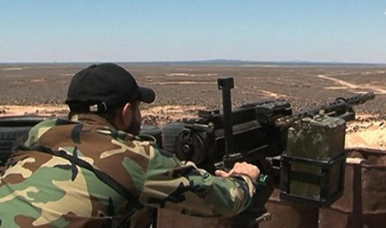 Khung bo phan cong, Syria ton that nang o chien truong Tay Bac-Hinh-7