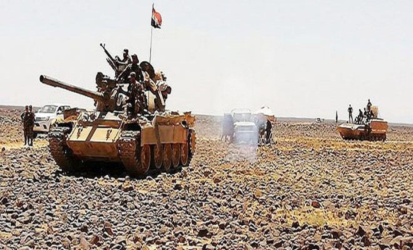 Khung bo phan cong, Syria ton that nang o chien truong Tay Bac-Hinh-8