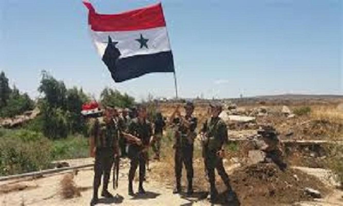 Khung bo phan cong, Syria ton that nang o chien truong Tay Bac-Hinh-9