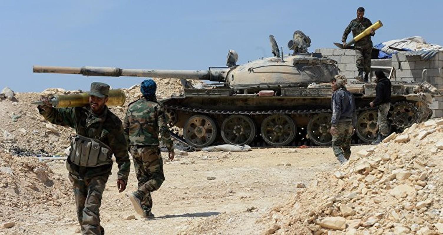 """Sau al-Safa, Quan doi Syria sap """"thanh trung"""" IS tai Dong Deir Ezzor-Hinh-5"""