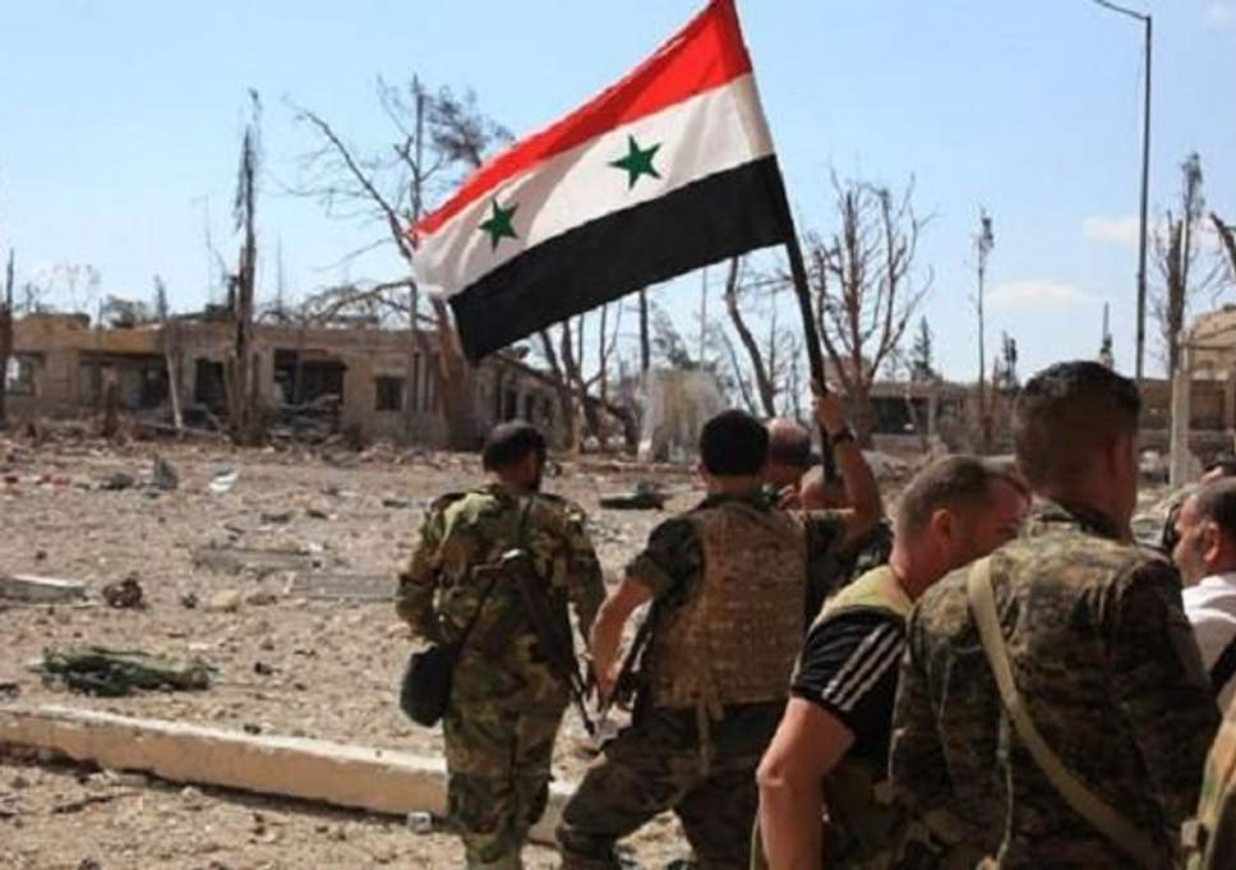 """Sau al-Safa, Quan doi Syria sap """"thanh trung"""" IS tai Dong Deir Ezzor-Hinh-9"""