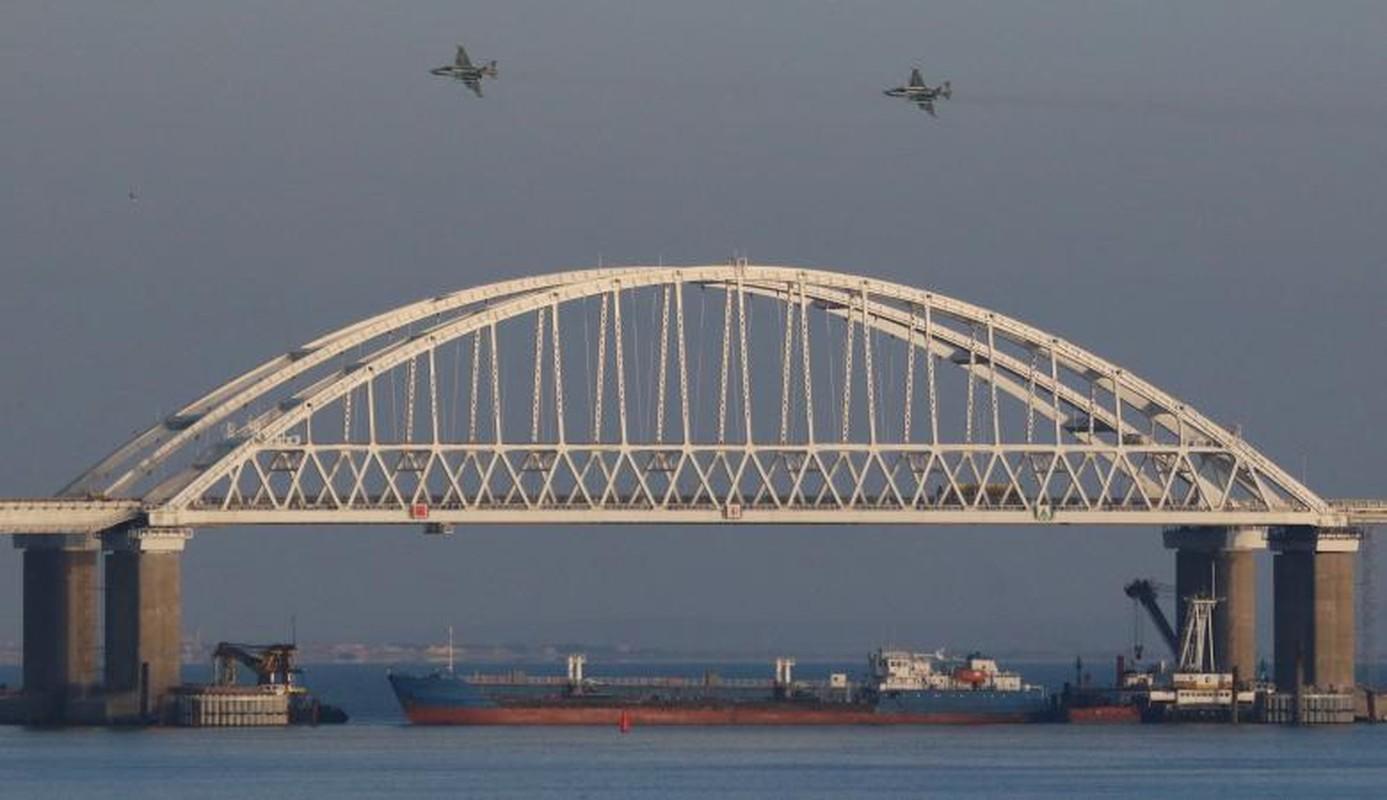 Toan canh vu dung do khien cang thang Nga-Ukraine leo thang