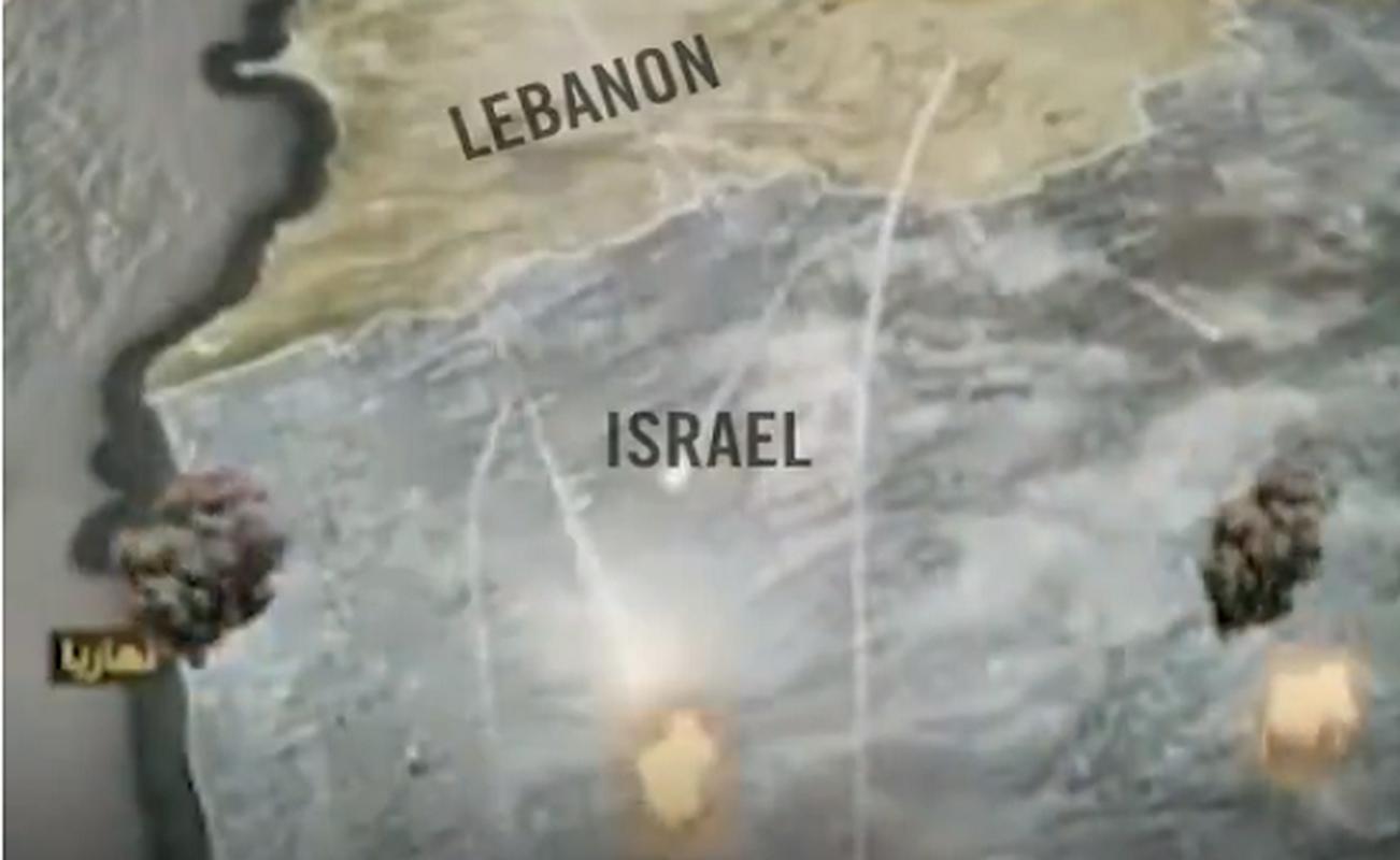"""Toan canh chien dich """"xoa so"""" duong ham xuyen bien gioi cua Hezbollah-Hinh-5"""