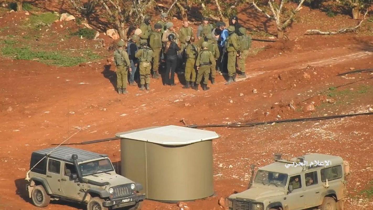 """Toan canh chien dich """"xoa so"""" duong ham xuyen bien gioi cua Hezbollah-Hinh-6"""