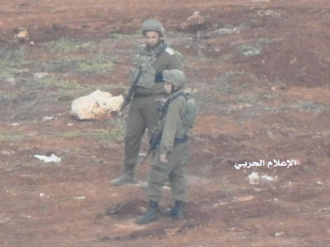 """Toan canh chien dich """"xoa so"""" duong ham xuyen bien gioi cua Hezbollah-Hinh-8"""