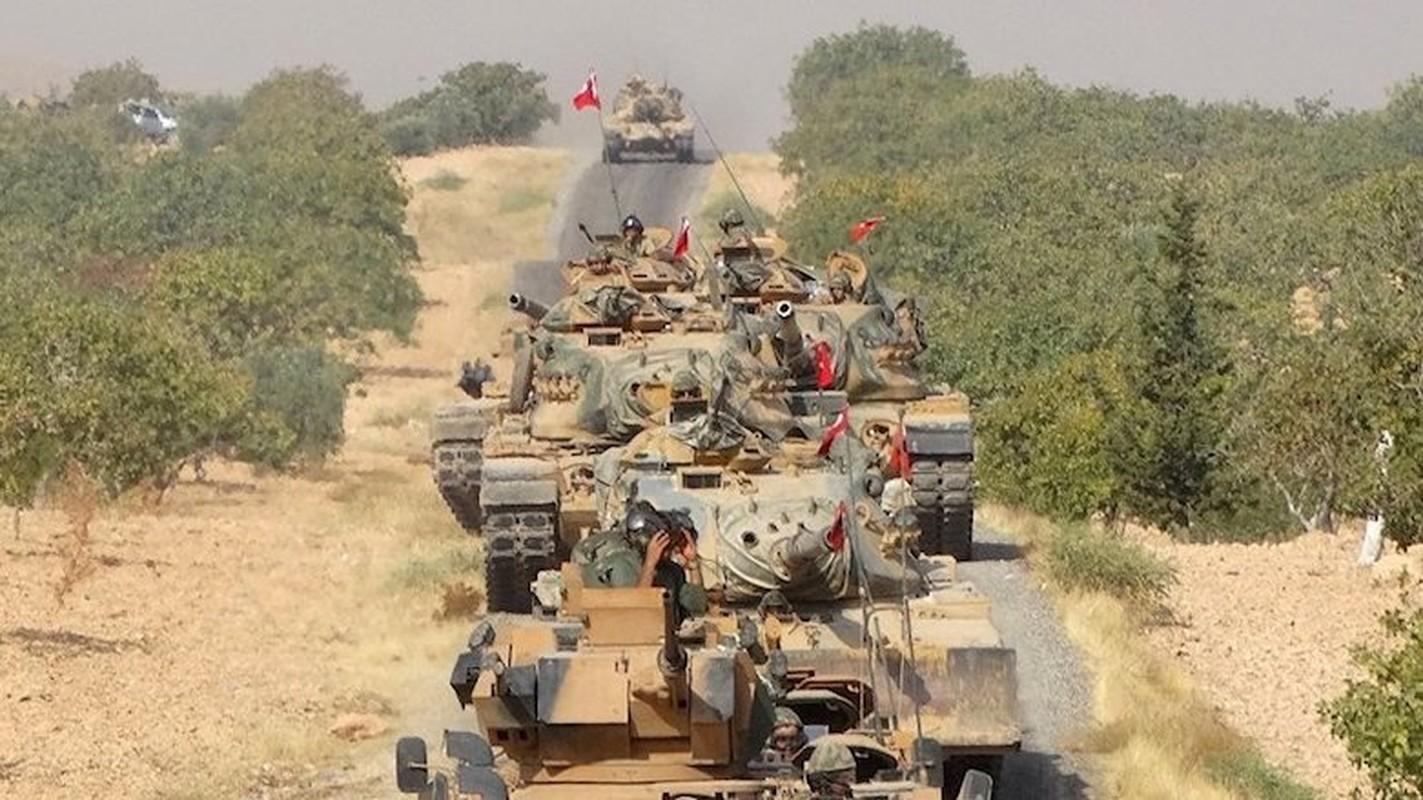 Tho Nhi Ky ap sat bien gioi Syria, sap khai chien voi nguoi Kurd-Hinh-3