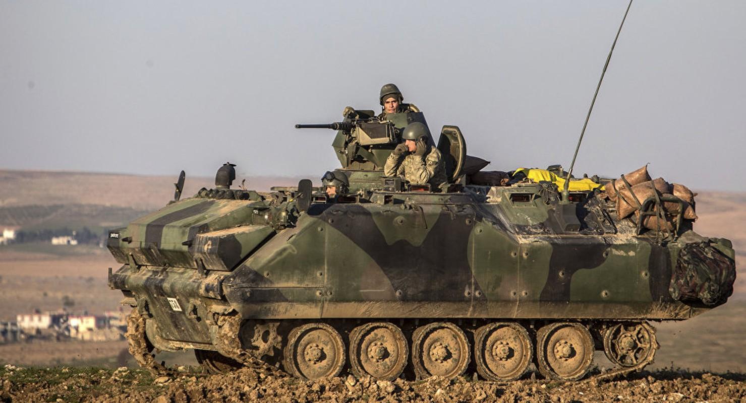 Tho Nhi Ky ap sat bien gioi Syria, sap khai chien voi nguoi Kurd-Hinh-9