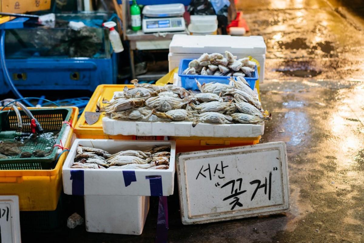 Kham pha khu cho hai san lon nhat Seoul-Hinh-5