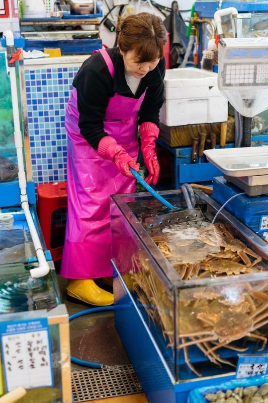 Kham pha khu cho hai san lon nhat Seoul-Hinh-7