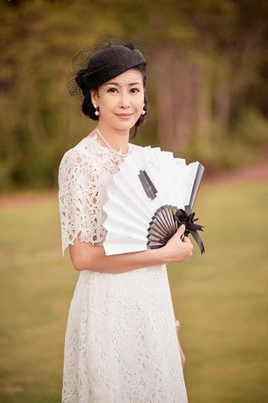 """Hoa hau Ha Kieu Anh dep quy phai """"an dut dan em""""-Hinh-7"""
