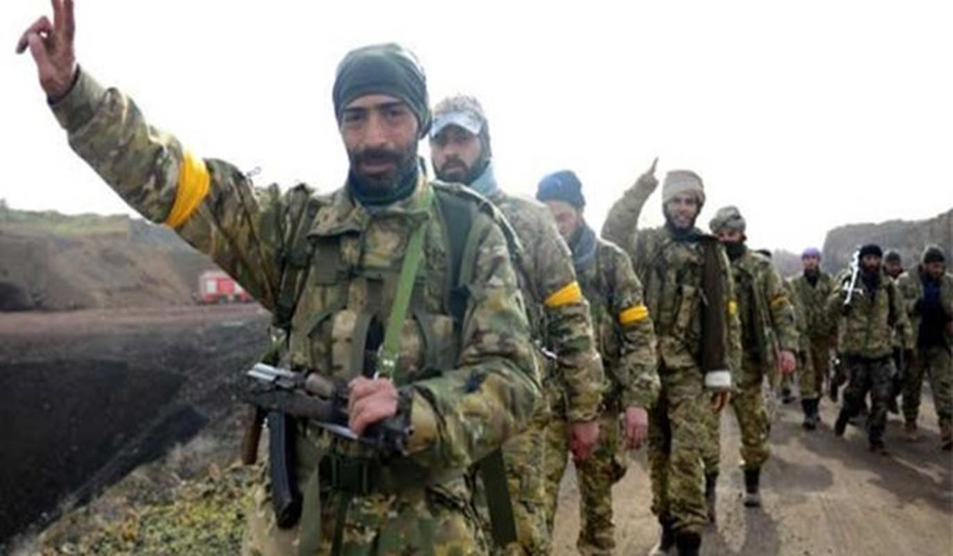 Vi sao SDF bat giu hang tram dan thuong Syria?