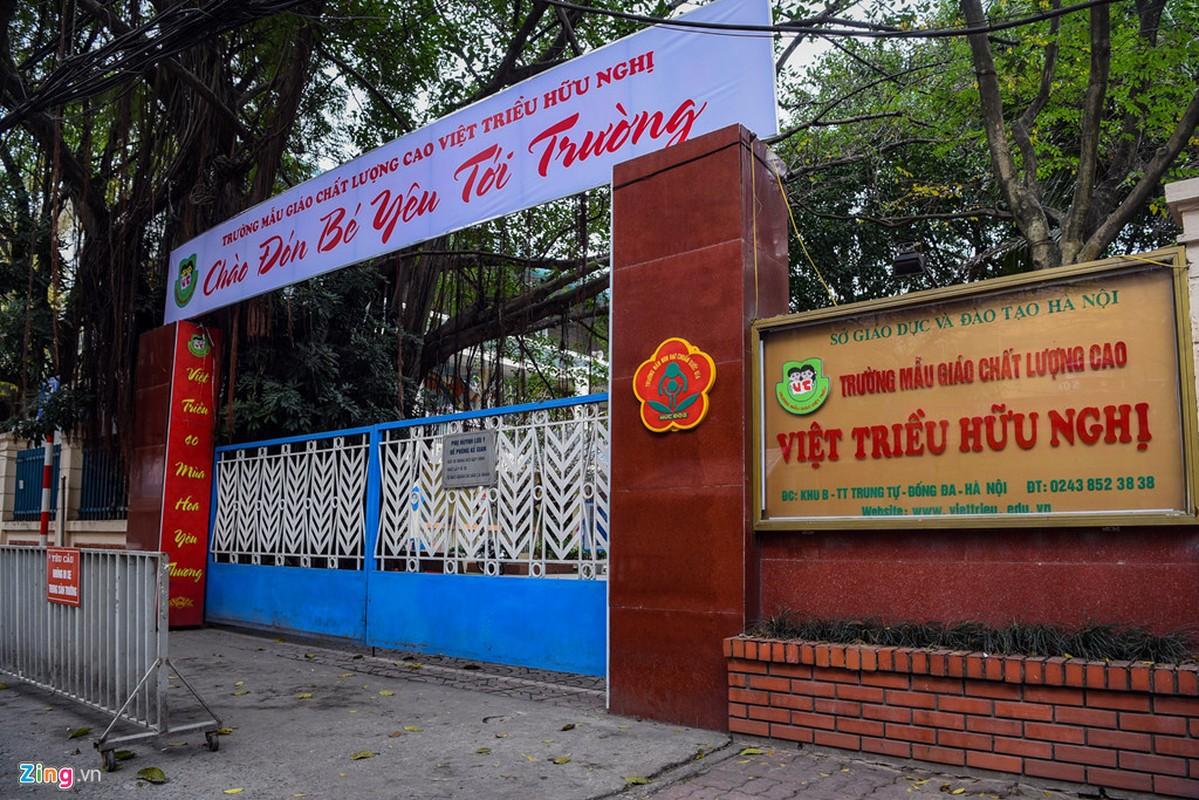 Ngoi truong co lop hoc mang ten Kim Nhat Thanh, Kim Jong Il o Ha Noi