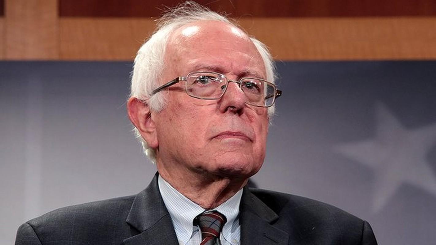 TNS Bernie Sanders vua tuyen bo tranh cu Tong thong My la ai?-Hinh-2