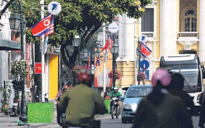 Anh Viet Nam chuan bi cho Thuong dinh My-Trieu tren bao nuoc ngoai