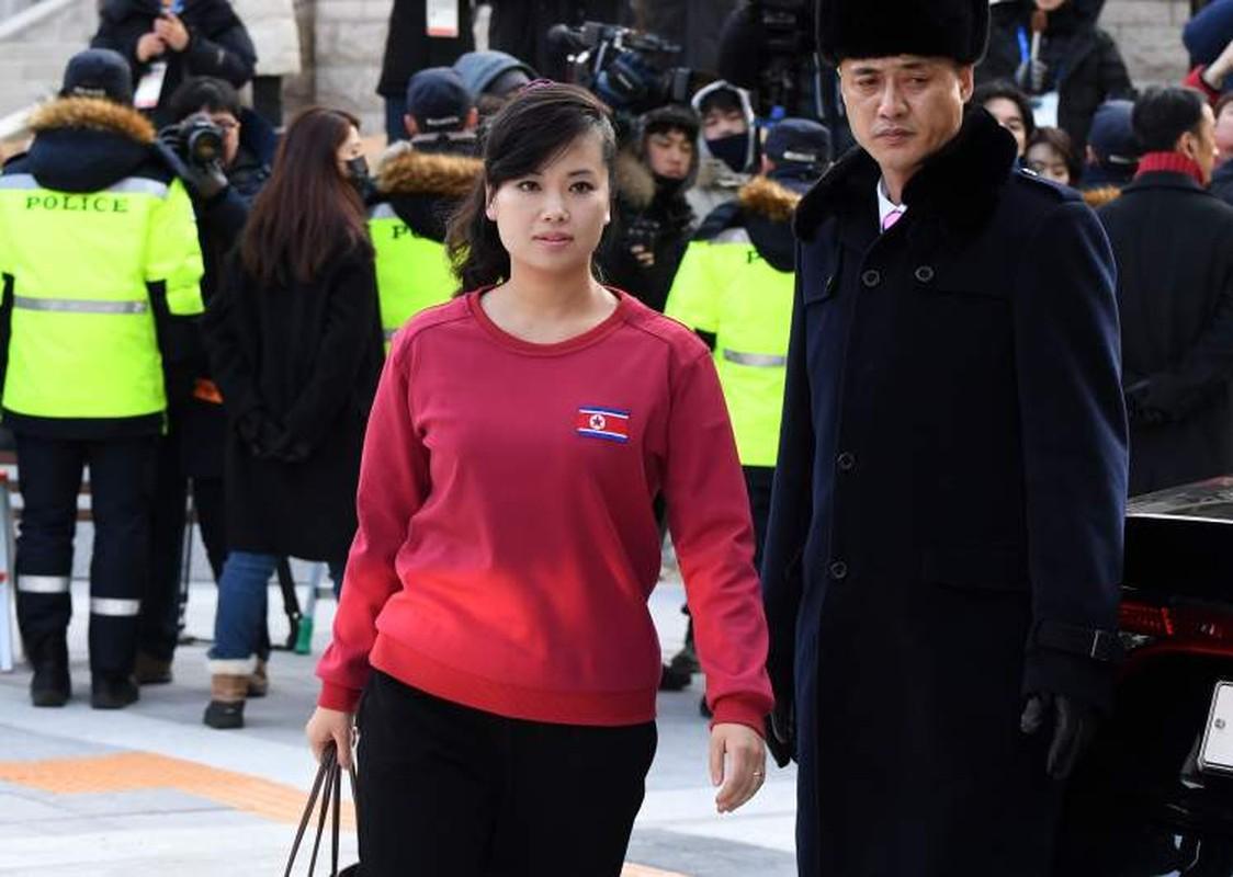 """Bong hong"" thu hai thap tung ong Kim Jong-un den Viet Nam la ai?-Hinh-7"