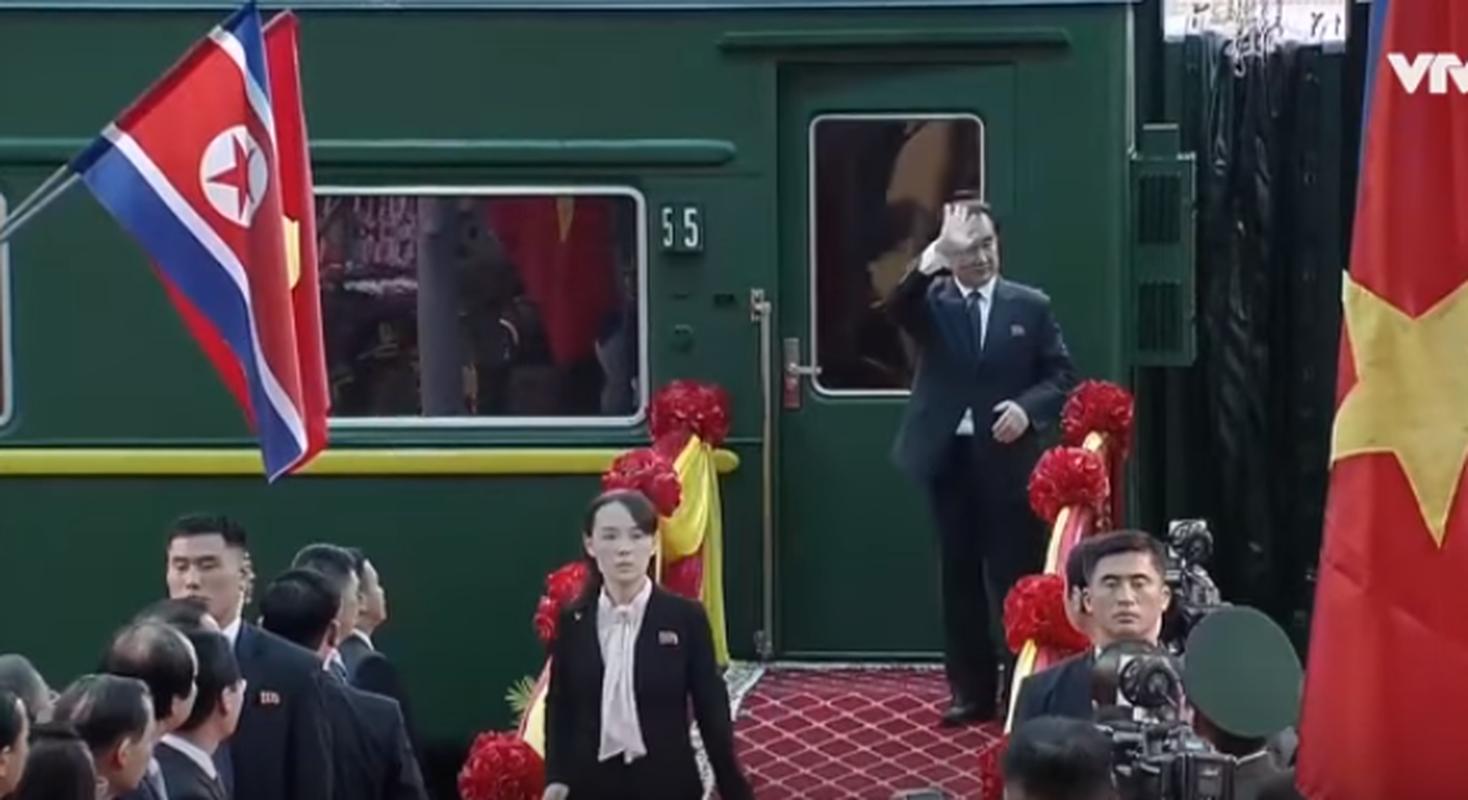 Hinh anh em gai Chu tich Kim Jong-un toi Viet Nam-Hinh-5