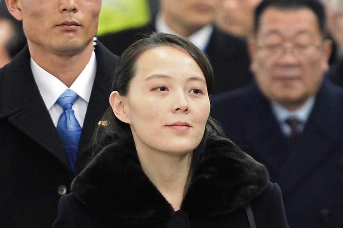 Hinh anh em gai Chu tich Kim Jong-un toi Viet Nam-Hinh-7