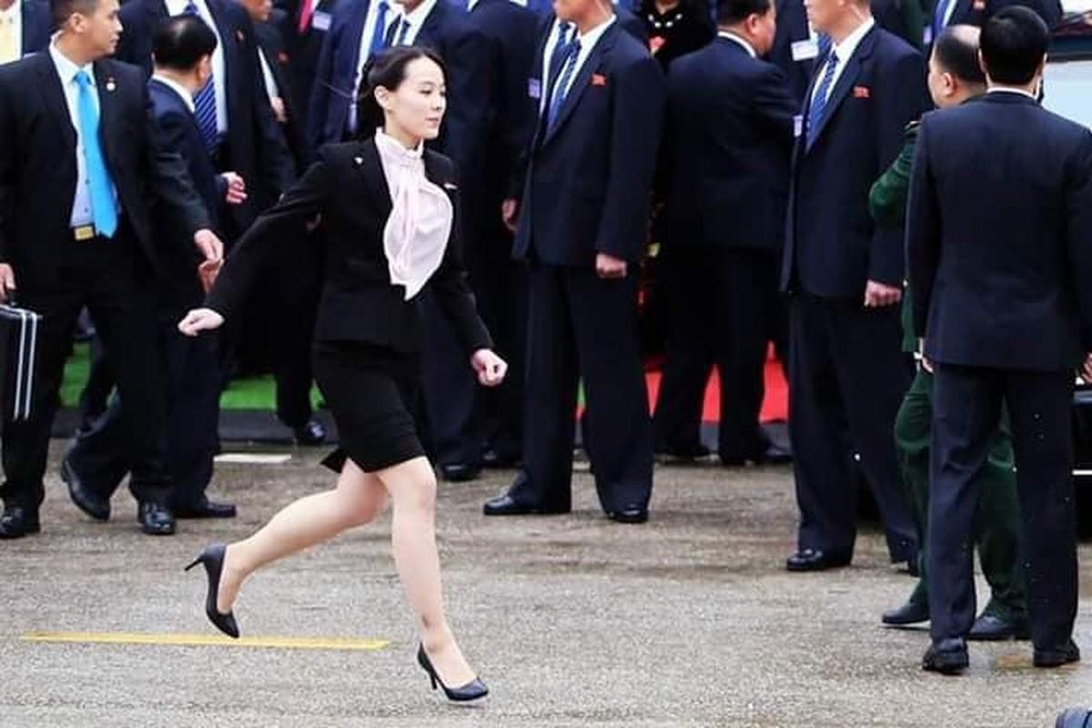 Hinh anh em gai Chu tich Kim Jong-un toi Viet Nam-Hinh-6