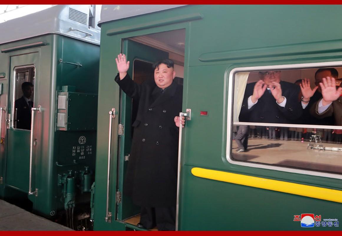 Ngay dau Chu tich Kim Jong-un den Viet Nam tren bao Trieu Tien
