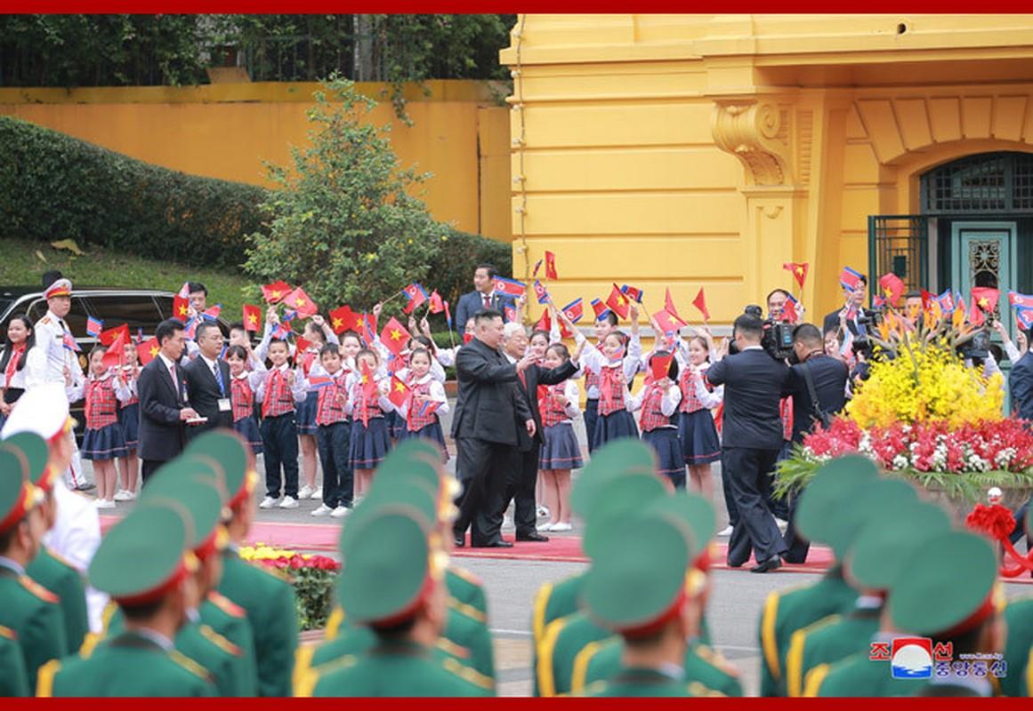 Chuyen tham Viet Nam cua Chu tich Kim Jong-un qua goc may KCNA-Hinh-2