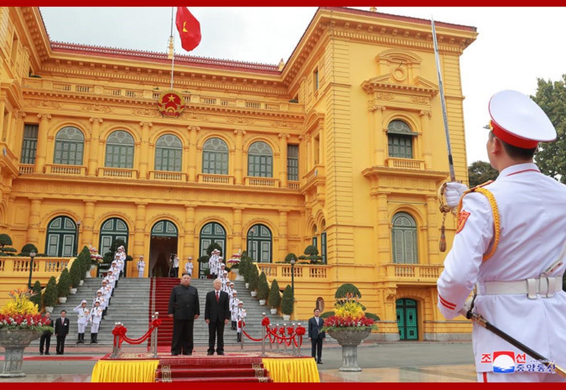 Chuyen tham Viet Nam cua Chu tich Kim Jong-un qua goc may KCNA-Hinh-3