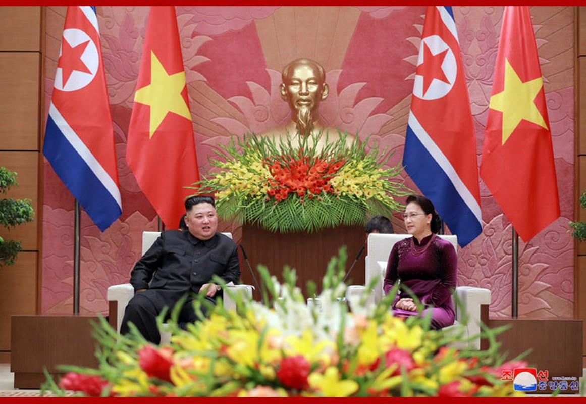 Chuyen tham Viet Nam cua Chu tich Kim Jong-un qua goc may KCNA-Hinh-9