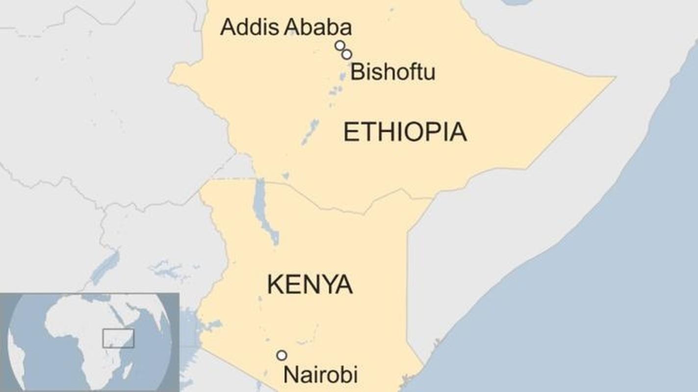 Toan canh vu roi may bay Boeing tham khoc o Ethiopia