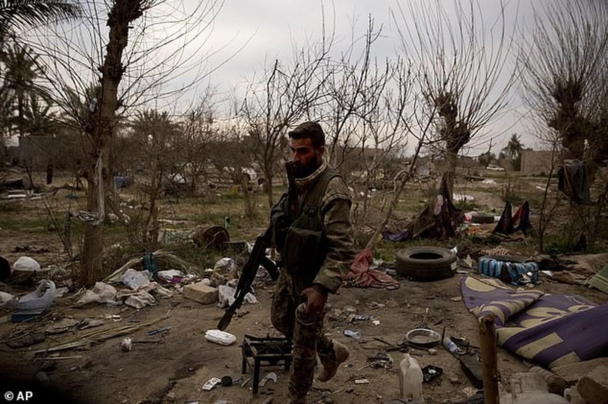 Chien truong Baghouz ac liet trong nhung ngay tan cua IS