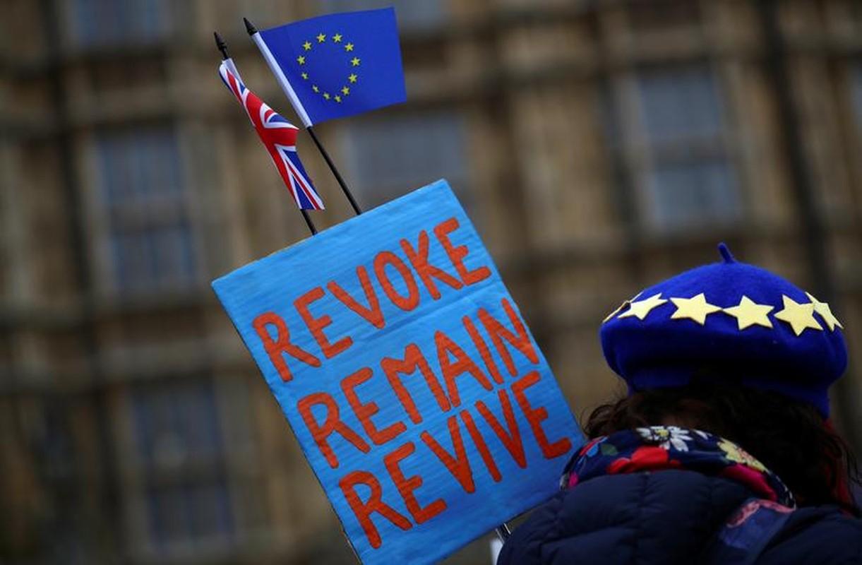 Brexit be tac, thu do London roi vao