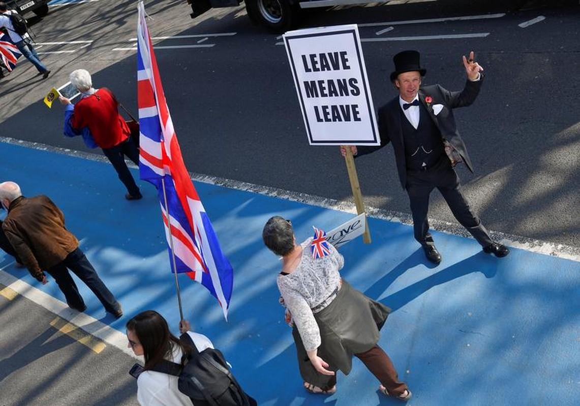 Bien nguoi tuan hanh ung ho Brexit do ve thu do London-Hinh-7