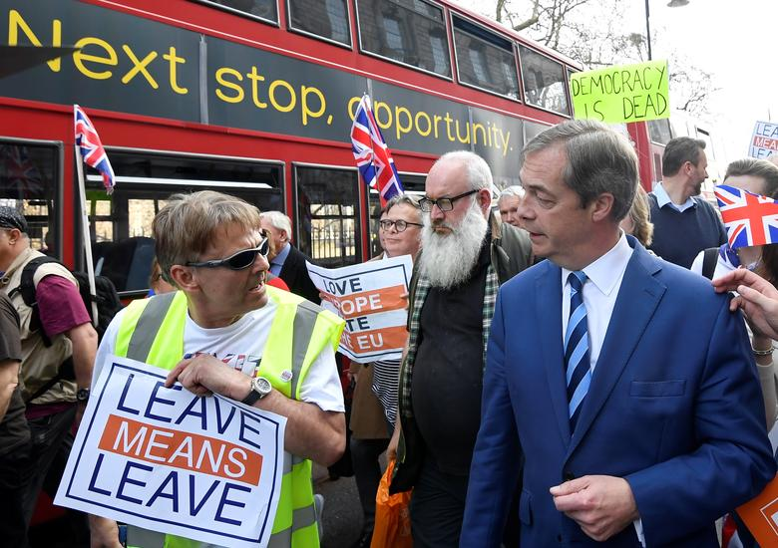 Bien nguoi tuan hanh ung ho Brexit do ve thu do London-Hinh-8
