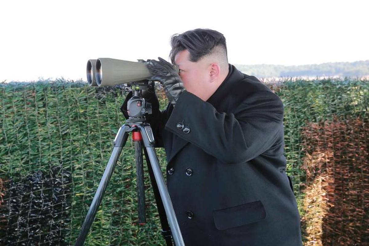 Loat hinh an tuong ve Tong Tu lenh Toi cao Kim Jong-un-Hinh-11