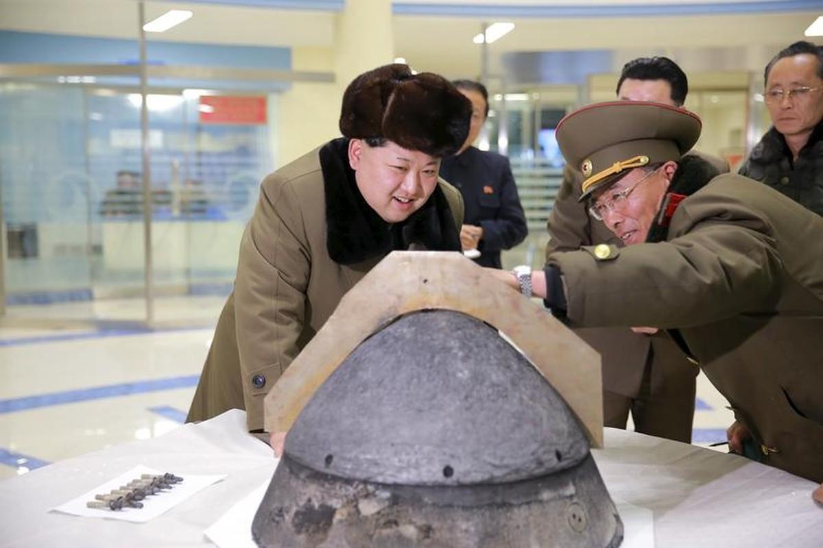 Loat hinh an tuong ve Tong Tu lenh Toi cao Kim Jong-un-Hinh-7
