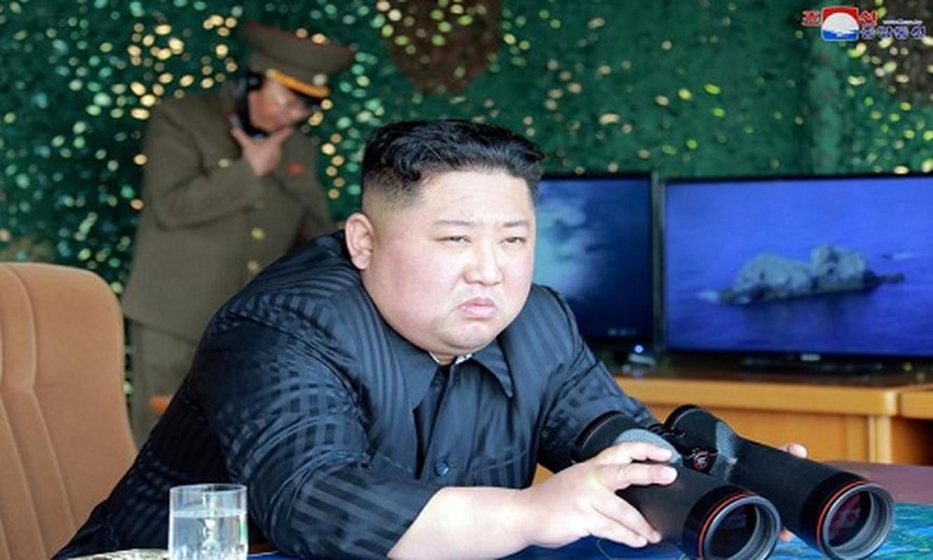 Loat hinh an tuong ve Tong Tu lenh Toi cao Kim Jong-un