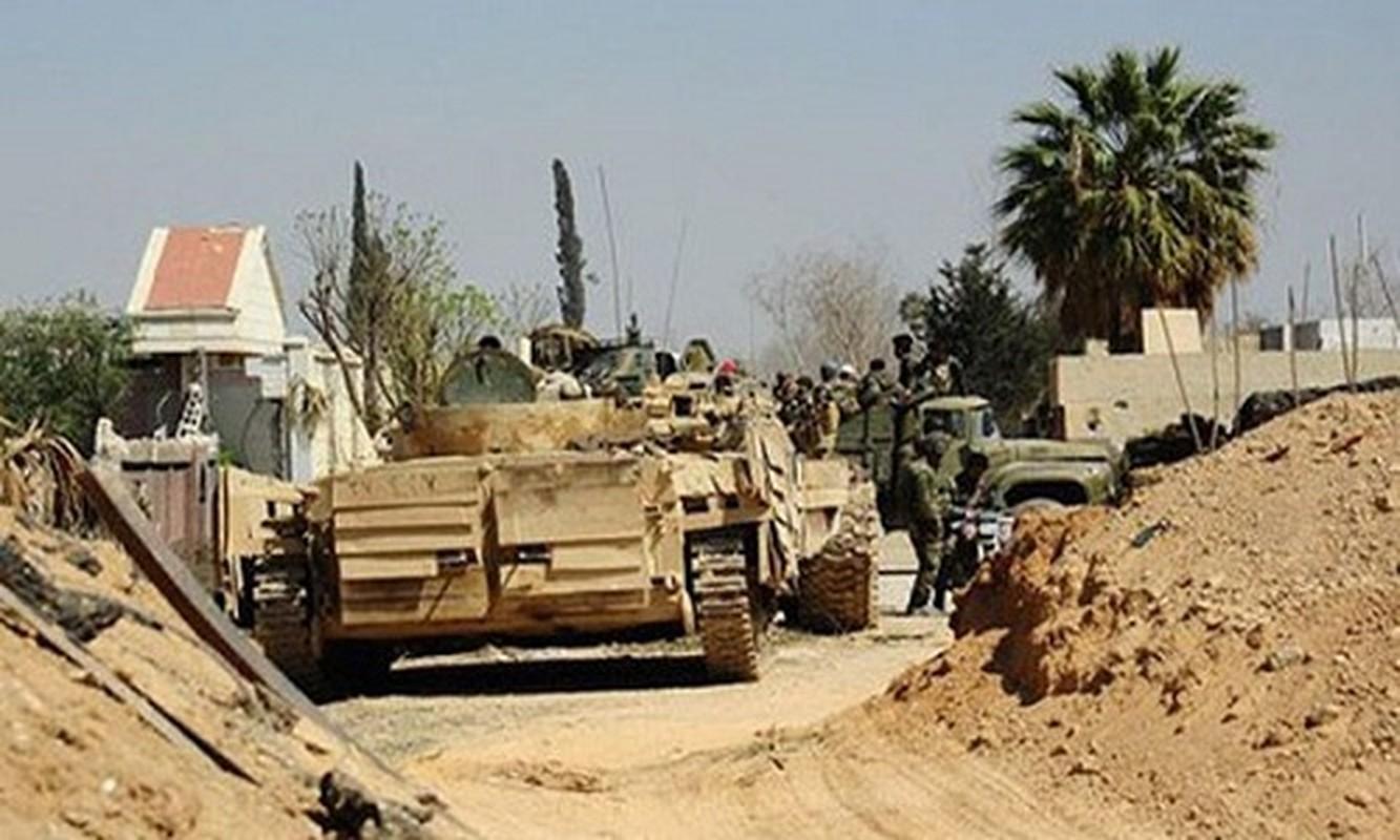 Thua thang xoc toi, Syria sap quet sach khung bo HTS o Hama-Idlib-Hinh-3