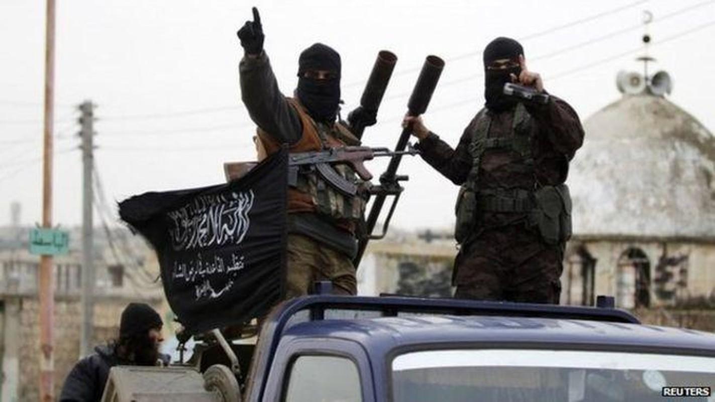 Chien su ac liet, chi huy khet tieng HTS chet tham o Hama