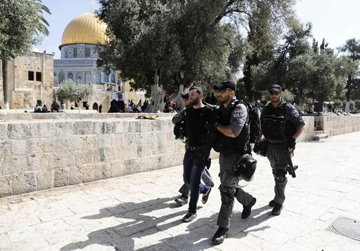 Thanh dia Jerusalem - tam diem cuoc dung do moi Israel-Palestine-Hinh-11