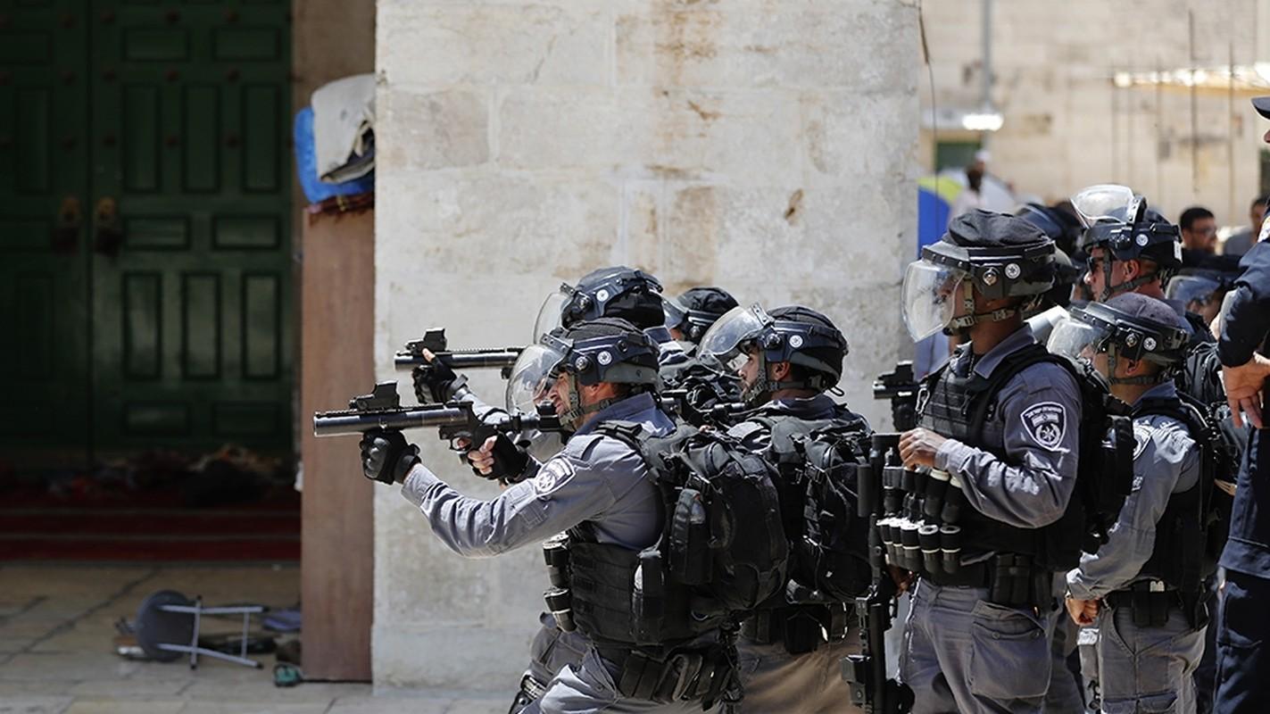 Thanh dia Jerusalem - tam diem cuoc dung do moi Israel-Palestine-Hinh-2