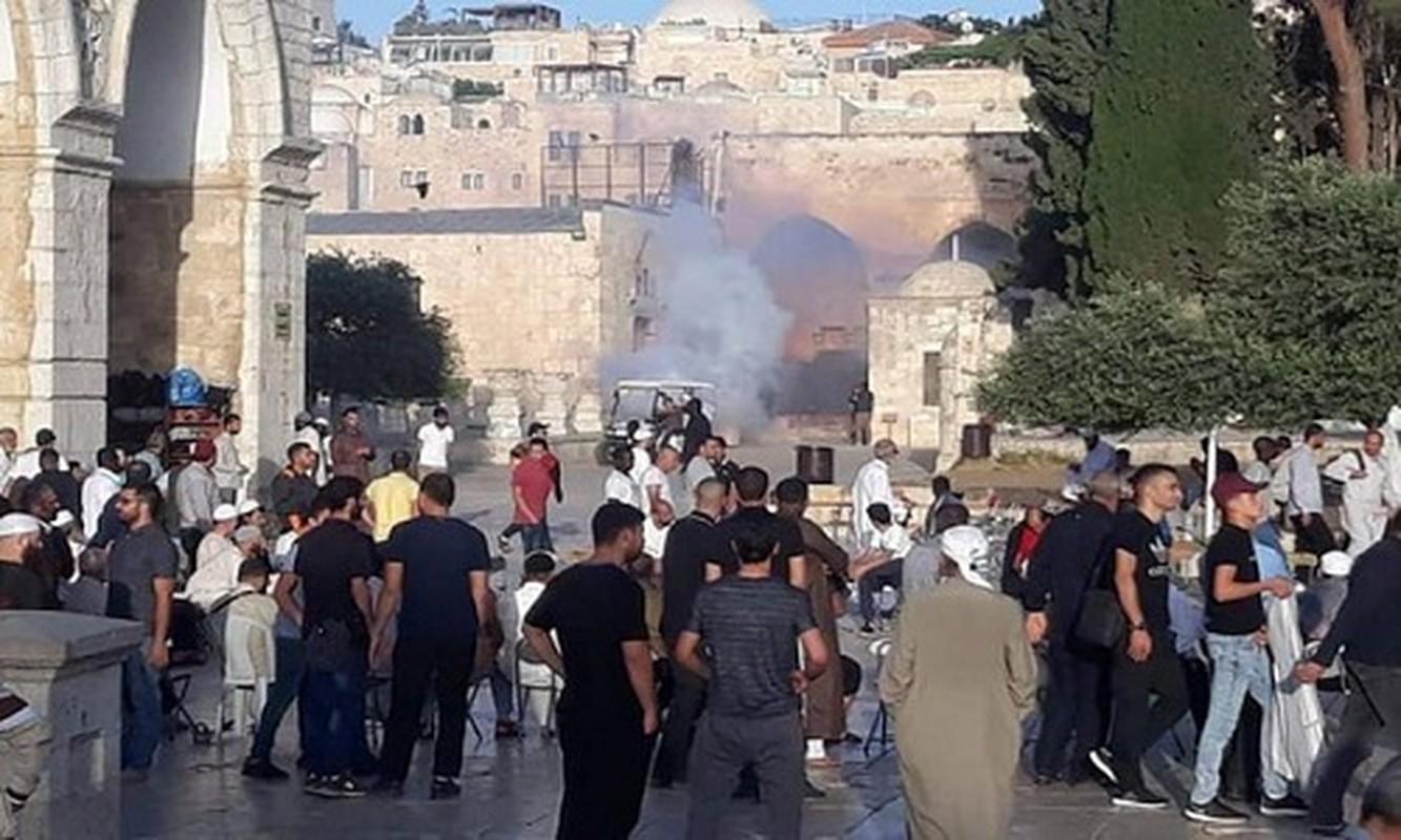 Thanh dia Jerusalem - tam diem cuoc dung do moi Israel-Palestine-Hinh-3