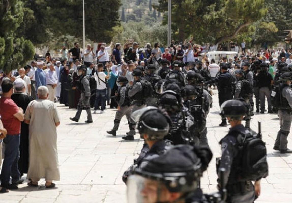 Thanh dia Jerusalem - tam diem cuoc dung do moi Israel-Palestine-Hinh-4