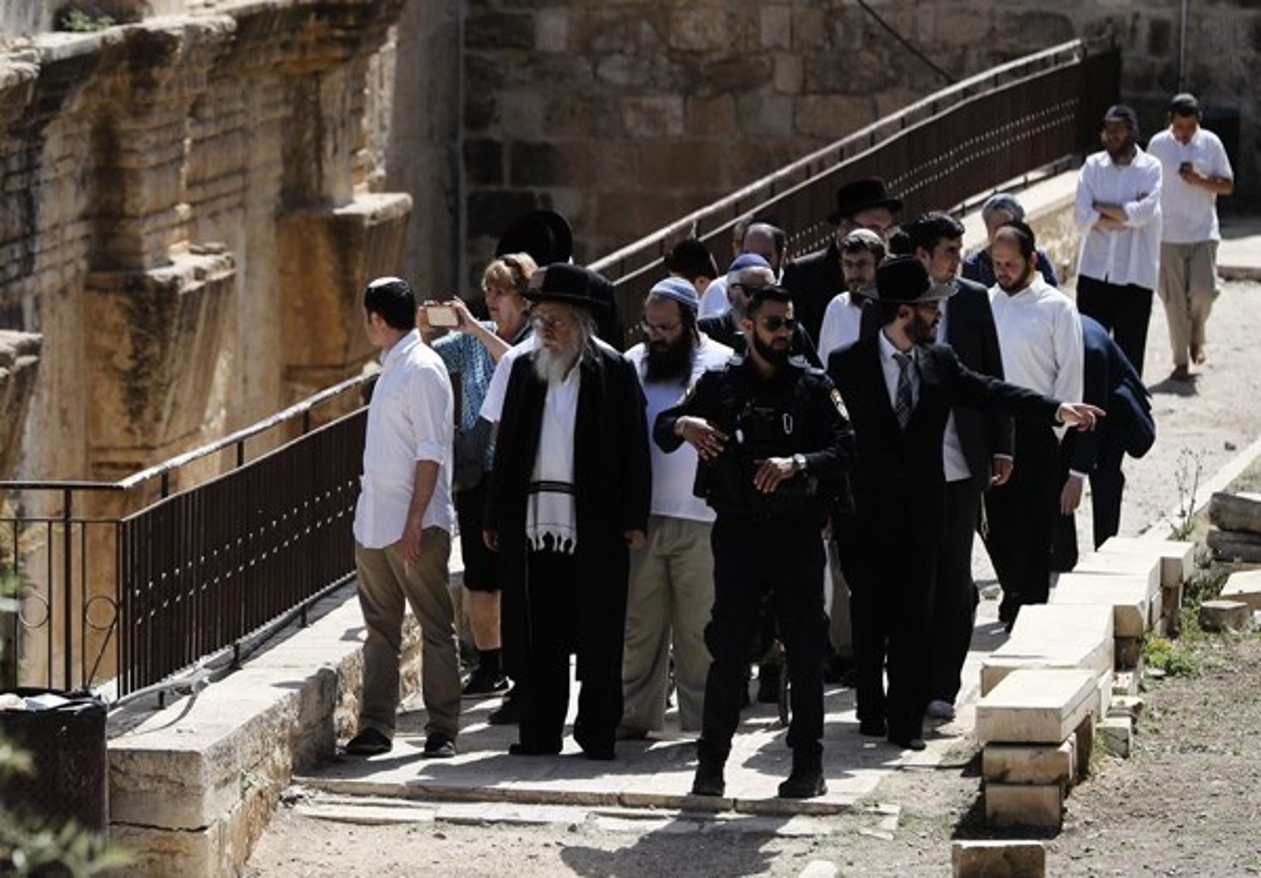 Thanh dia Jerusalem - tam diem cuoc dung do moi Israel-Palestine-Hinh-7