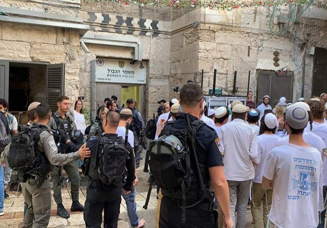 Thanh dia Jerusalem - tam diem cuoc dung do moi Israel-Palestine-Hinh-8