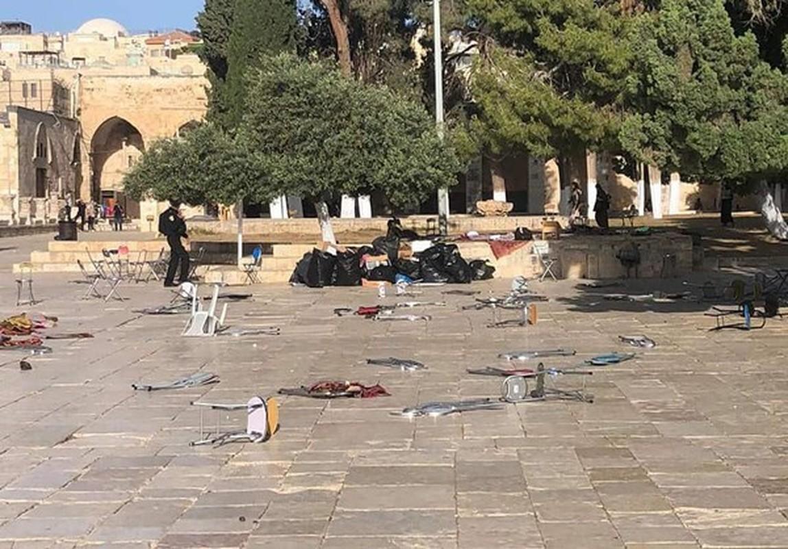 Thanh dia Jerusalem - tam diem cuoc dung do moi Israel-Palestine-Hinh-9