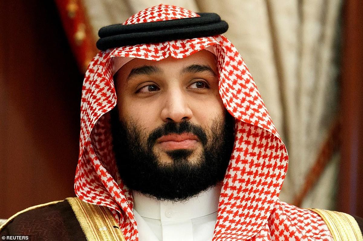 Giua cang thang voi Iran, Ngoai truong My Mike Pompeo tham Saudi Arabia-Hinh-3